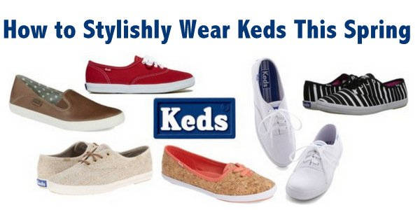 Stylish Ways to Wear Keds