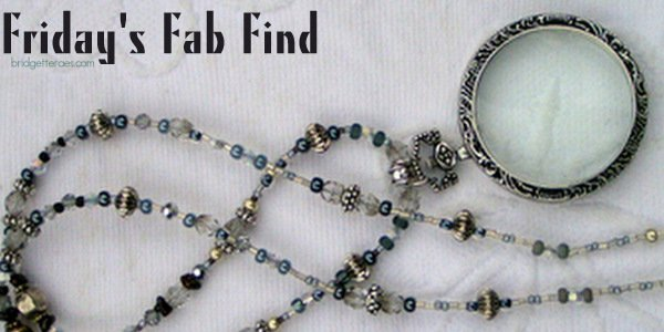 Friday's Fab Find: Looking Glass Necklaces