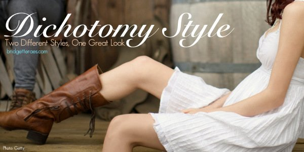 Dichotomy Style: Mixing Two Different Styles to Create One Amazing Look