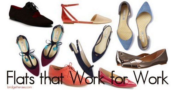 Flats for Work that Work