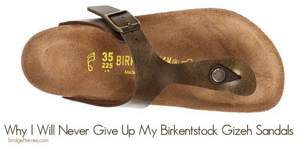 Birkenstock Gizeh: My Favorite Summer Sandals and Why