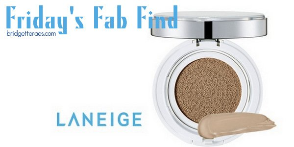 Friday's Fab Find: Laneige BB Cushion
