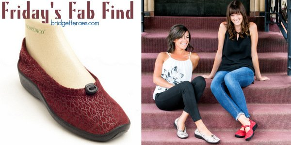 Friday's Fab Find: Arcopedico Shoes