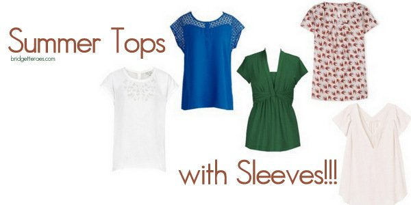 Stylish Summer Tops with Sleeves You'll Want to Wear