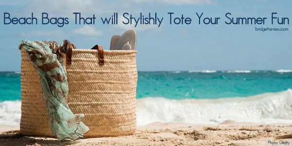 Beach Bags You'll Want to Tote on Vacation