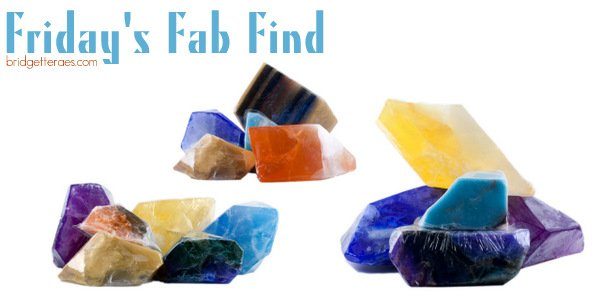 Friday's Fab Find: Soap Rocks