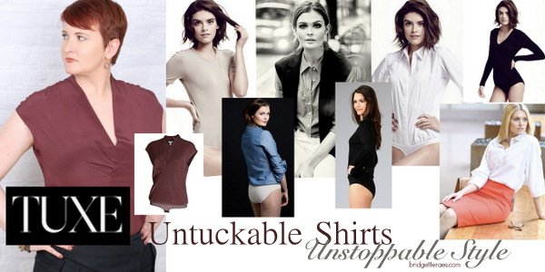 Tuxe Bodywear: Untuckable Work Shirts for Unstoppable Style