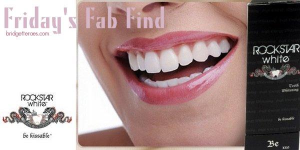 Friday's Fab Find: Rockstar White