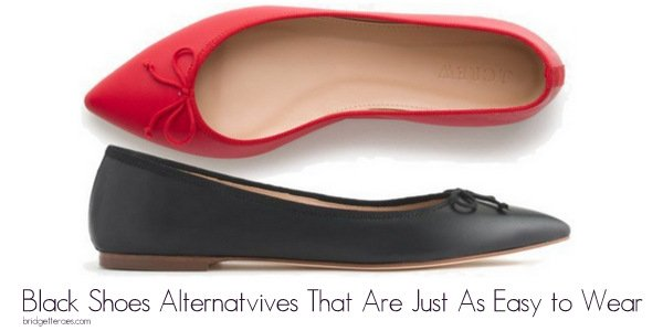 Black Shoes Alternatives That Are Just As Easy to Wear