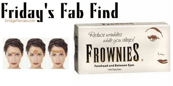 Friday's Fab Find: Frownies