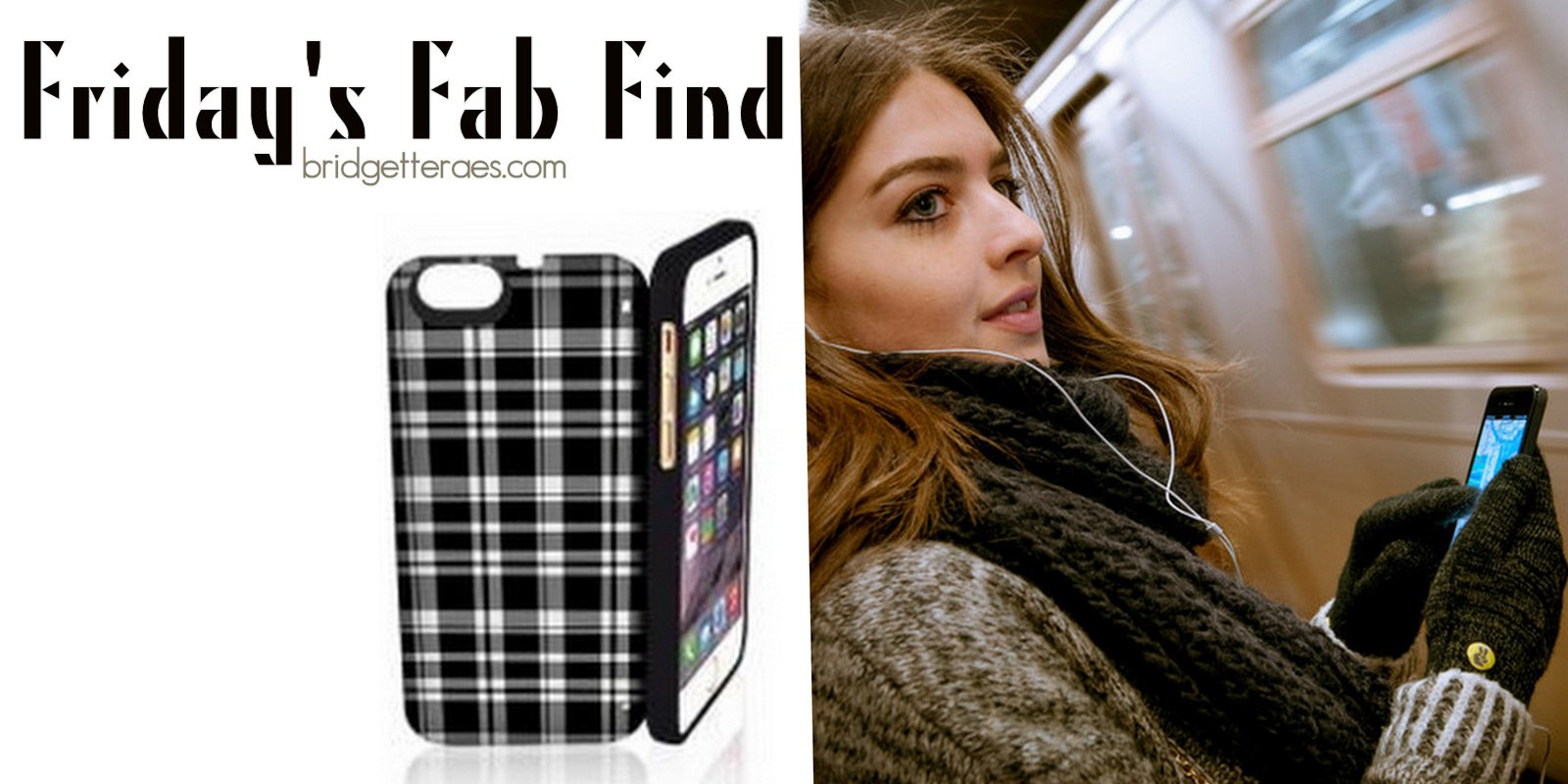 Friday's Fab Find: EYN Case and Glovely