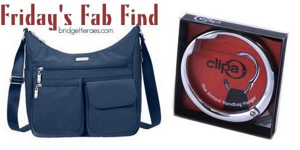 Friday's Fab Find: Baggallini and The Clipa