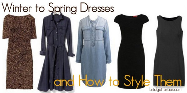 Versatile Dresses You Can Wear All Year Long