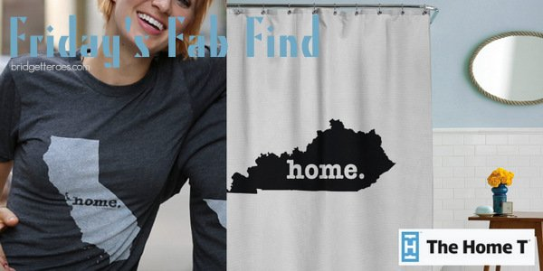 Friday's Fab Find: The Home T Shower Curtains