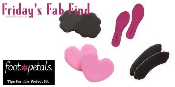 Friday's Fab Find: Foot Petals