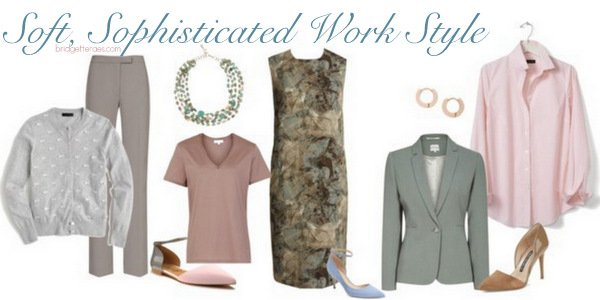 Subtle Power: Soft, Sophisticated Work Style