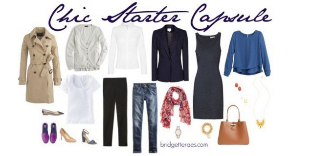 How to Start a Chic Wardrobe Capsule