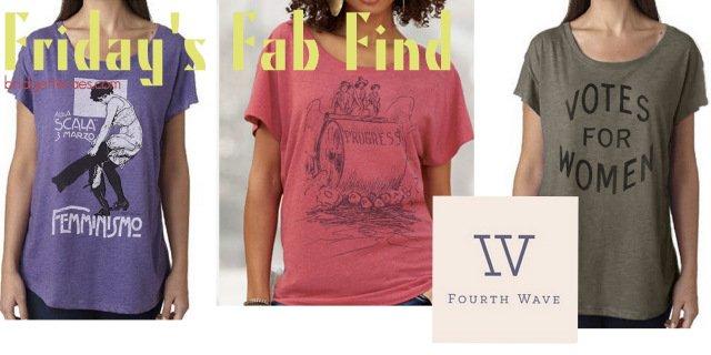 Friday's Fab Find: Fourth Wave Apparel