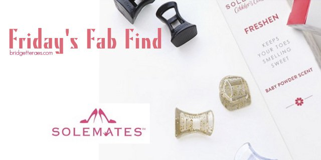 Friday's Fab Find: Solemates