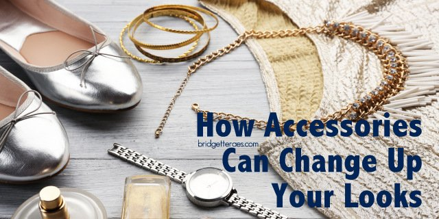 How Accessories Can Change Up Your Looks