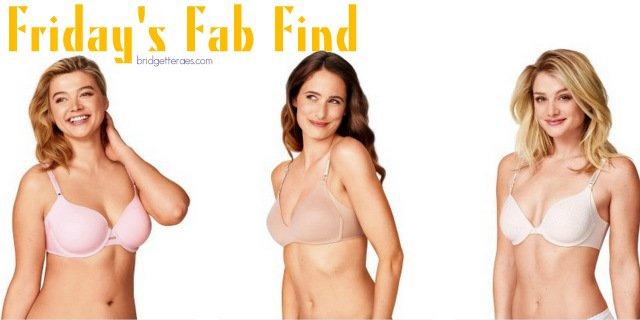 Friday's Fab Find: Warner's No Side Effects Bra