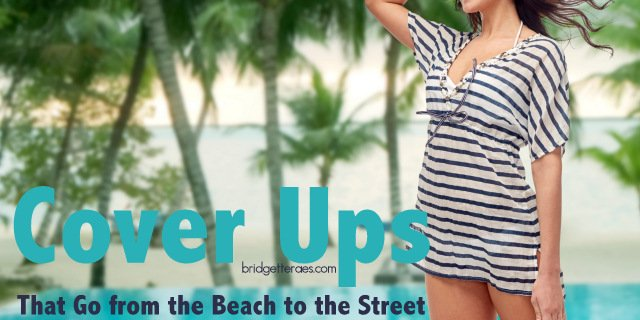 Bathing Suit Cover Ups that Go from Beach to Street