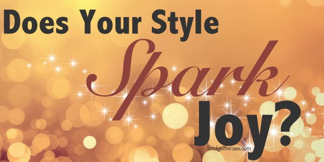 How to Find a Style that Sparks Joy