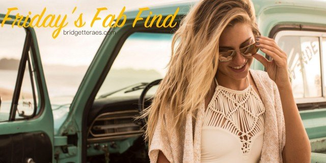 Friday's Fab Find: Revo Sunglasses