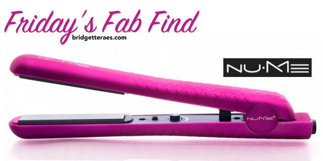 Friday's Fab Find: Nume Hair Straightener