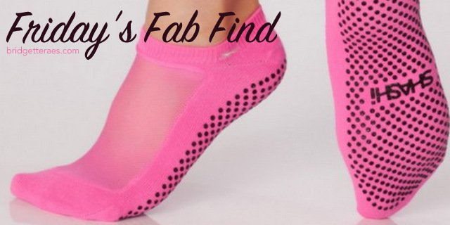 Friday's Fab Find: Shashi Socks