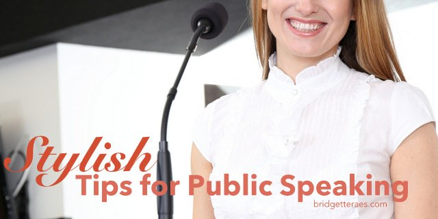 Stylish Tips for Public Speaking