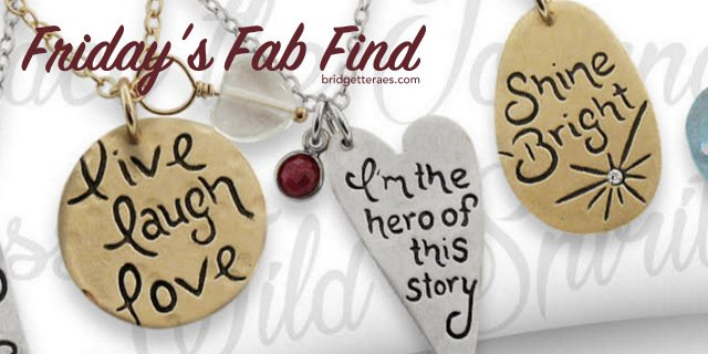 Friday's Fab Find: Isabelle Grace Jewelry