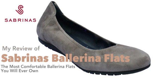 My Review of Sabrinas Ballerina Flats