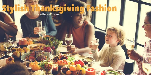 Stylish Thanksgiving Fashion
