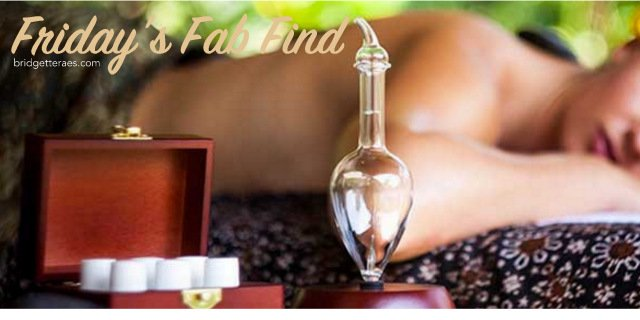 Friday's Fab Find: Organic Aromas Diffusers