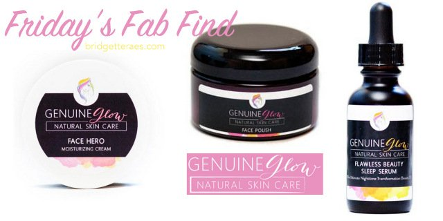 Friday's Fab Find: Genuine Glow Skincare