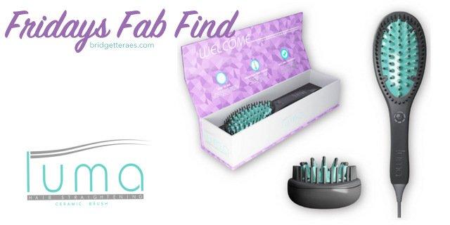 Friday's Fab Find: Luma Brush