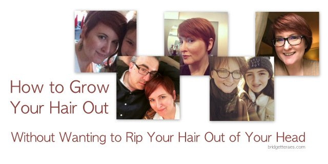 How to Grow Your Hair Out without Wanting to Rip Your Hair Out of Your Head