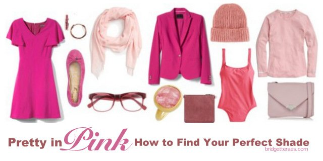 Pretty in Pink: How to Find Your Perfect Shade