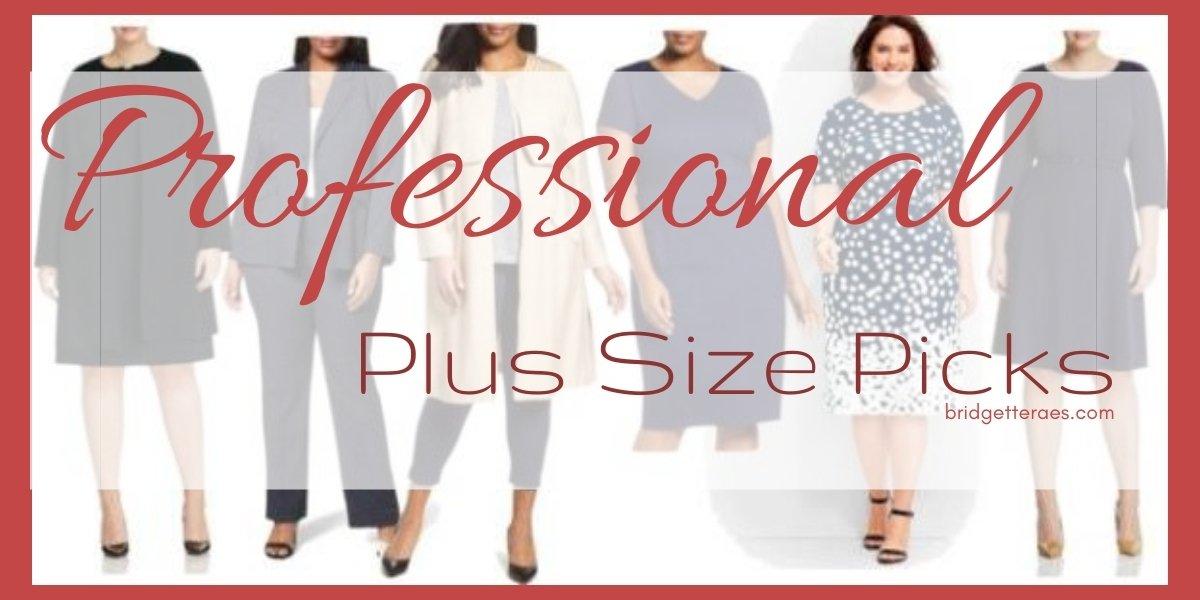 Professional Plus Size Picks