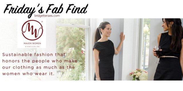 Friday's Fab Find: Maven Women