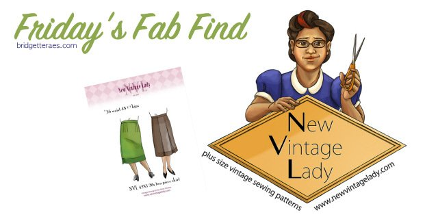 Friday's Fab Find: New Vintage Lady