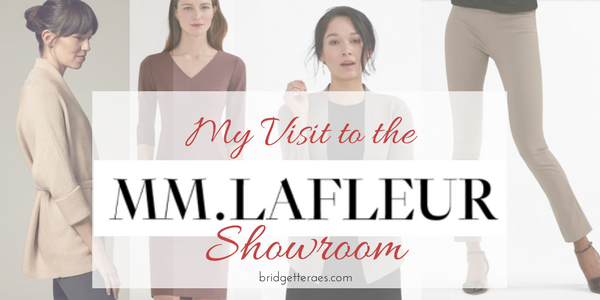 My Visit to the MM.Lafleur Showroom