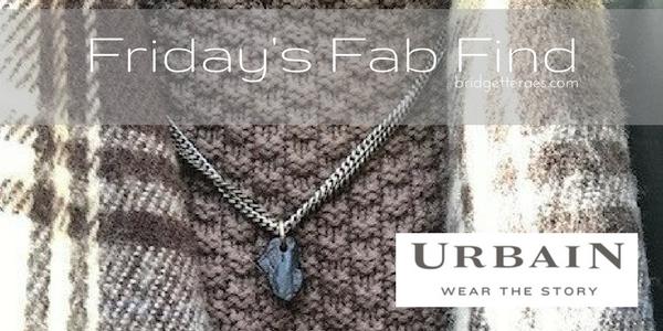 Friday' Fab Find: Urbain Jewelry