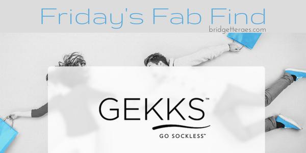 Friday's Fab Find: Gekks