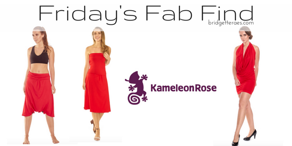 Friday's Fab Find: Kameleon Rose