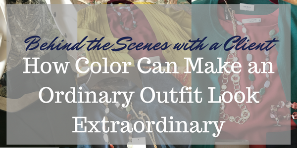 How Color Can Make an Ordinary Outfit Look Extraordinary