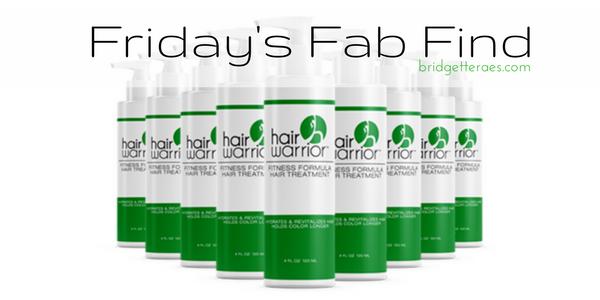 Friday's Fab Find: Hair Warrior
