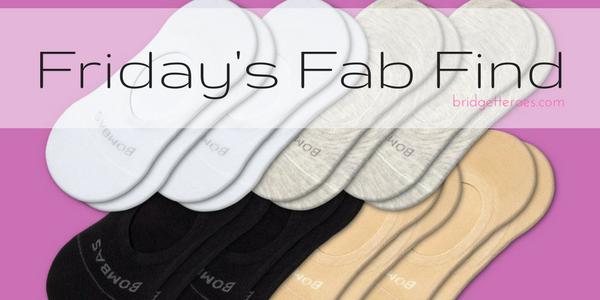 Friday's Fab Find: Bombas No Show Socks