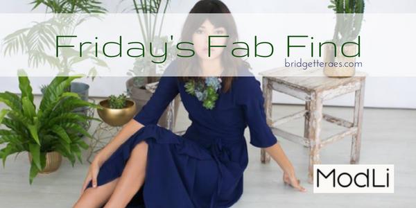 Friday's Fab Find: ModLi